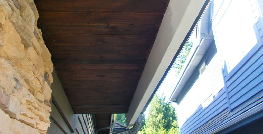 Soffit Explained The Roof Overhang