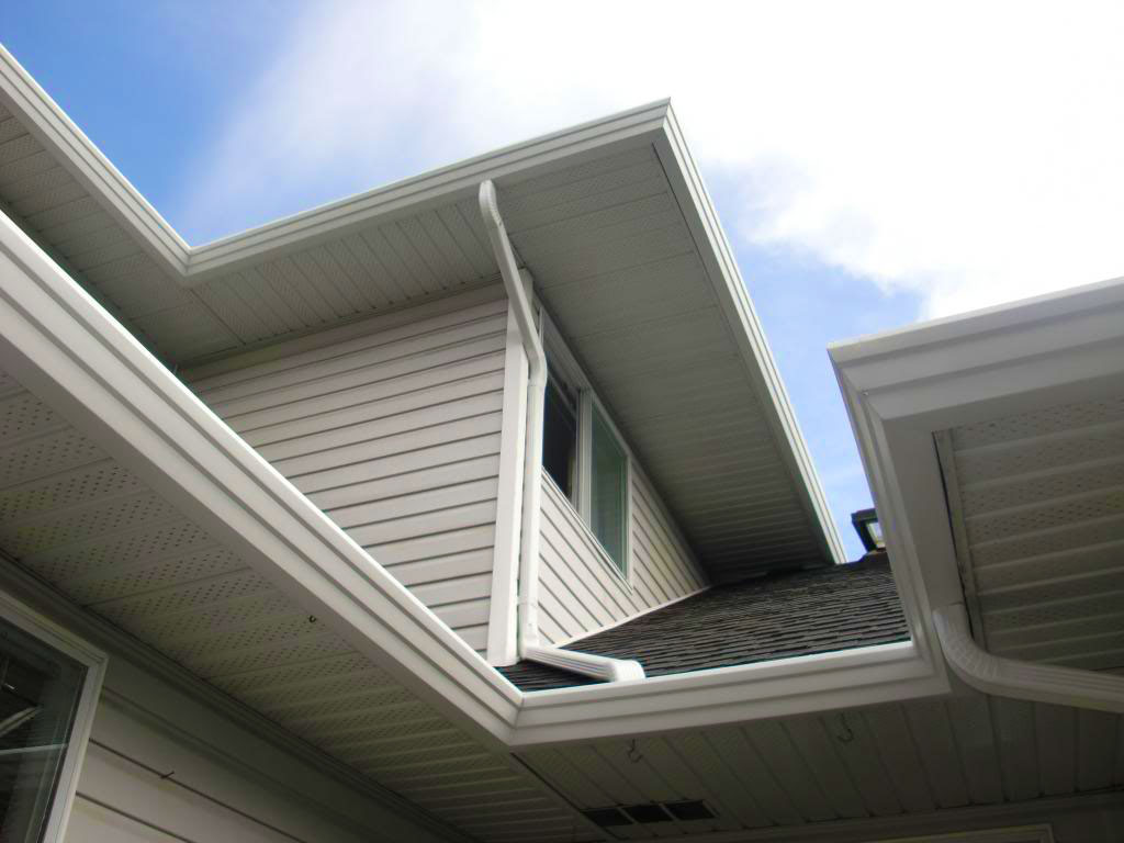 Gutters In Abbotsford Soffit Amp Siding Installation Citywide