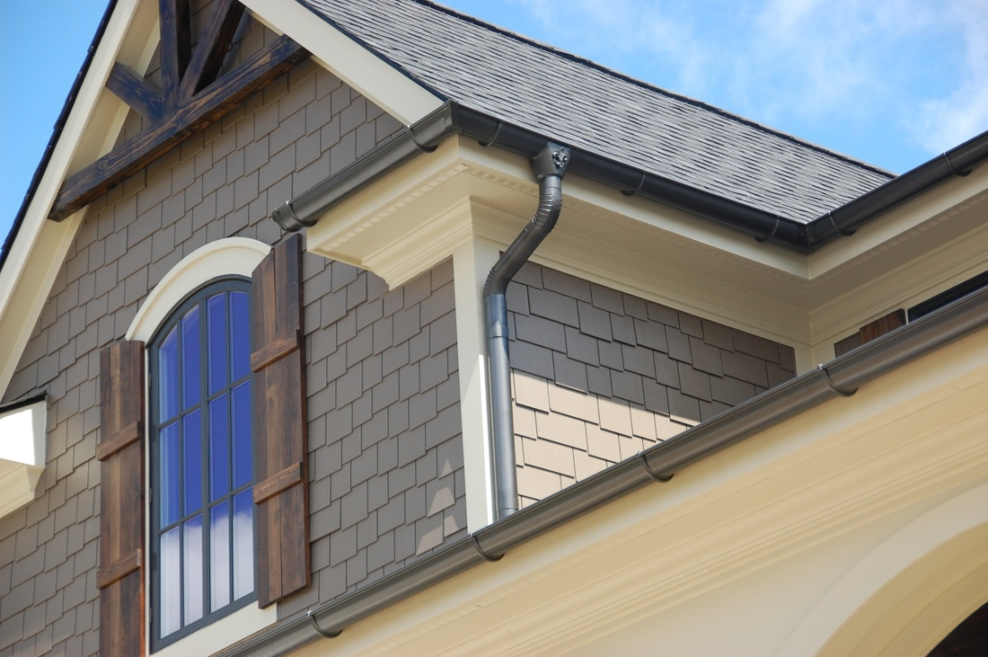 The 6 Different Gutter Materials Used